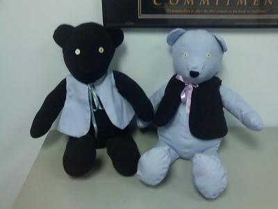 Volunteer to Sew Hospice Memory Bears