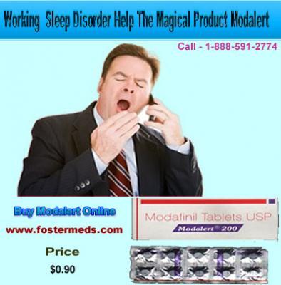 Buy modalert online and treat morning sleepiness