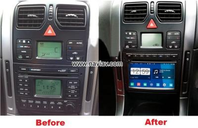 Holden Statesman Caprice Android 4.4 Car Radio WIFI 3G DVD GPS Player
