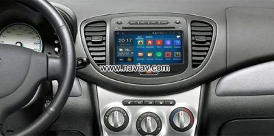 Hyundai i10 Android 4.4 Car Radio WIFI 3G DVD player GPS multimedia