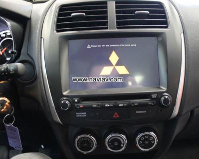 Mitsubishi ASX Android 4.4 Car Radio WIFI 3G DVD GPS multimedia