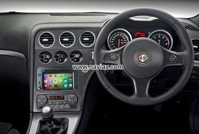 Alfa Romeo 159 Android Car Radio WIFI 3G DVD Player multimedia GPS navigation