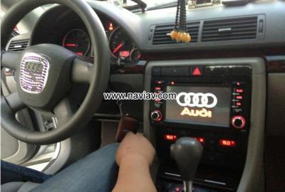 Audi A4 S4 RS4 B7 02-08 Android 4.4 Car DVD GPS Navi Radio Player DVR 3G OBD