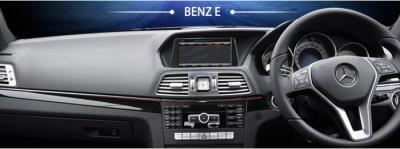 Mercedes Benz E200 E220 E250 E300 car radio gps navigation system DVD player