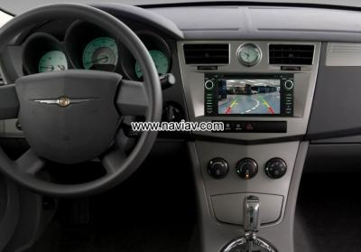 Chrysler 200 300 300C/M Android Car Radio WIFI 3G DVD multimedia GPS