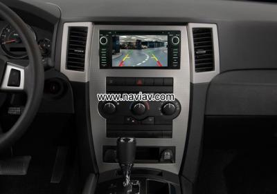 Jeep Grand Cherokee Android Car Radio WIFI 3G DVD Player multimedia GPS IPOD