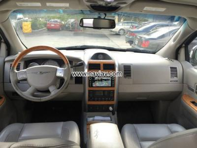 Chrysler Aspen Android Car Radio WIFI 3G DVD Player multimedia GPS IPOD