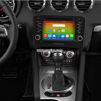 Audi TT A1 Android 5.1.1 Car Radio WIFI 3G DVD Player multimedia GPS