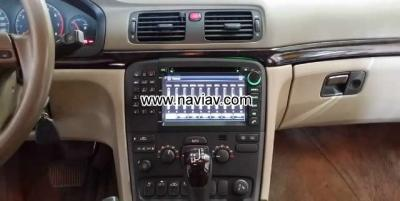 Volvo S80 Android 5.1 Car Radio WIFI 3G DVD GPS Player multimedia