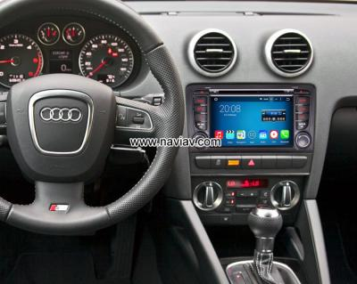 Audi A3 S3 RS3 2003-2010 Android 5.1 Car Radio WIFI 3G DVD multimedia GPS