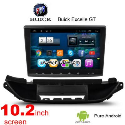 Buick Excelle GT Capacitive screen car pc radio pure android wifi gps navigation