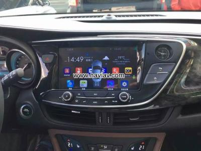 Buick Envision car pc pure android 4.4 wifi 3G gps navigation10.2inch screen