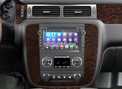 GMC Yukon Android 5.1 Car Radio WIFI 3G 4G DVD GPS Player multimedia