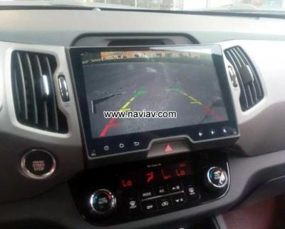 Kia Sportage multimedia car pc radio video pure android wifi gps navigation