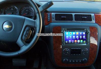 Chevrolet Chevy Tahoe Android 5.1 Car Radio WIFI 3G DVD GPS Player