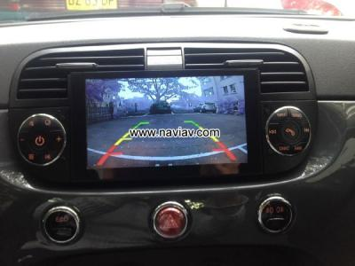 Abarth 500 695 OEM car radio wifi 3g DVD player bluetooth TV GPS pc internet