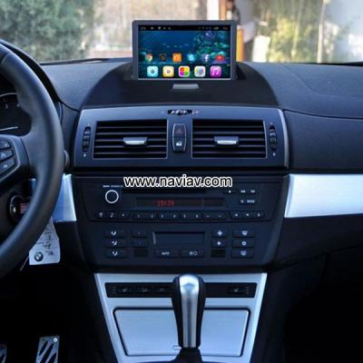 BMW X3 Capacitive screen car computer radio pure android wifi gps navigation