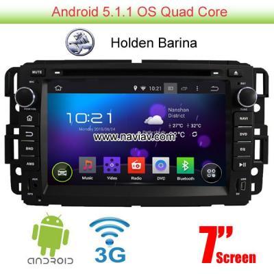 Holden Barina Android 5.1 Car Radio WIFI 3G DVD GPS Player multimedia