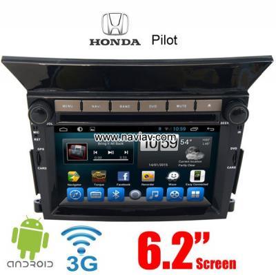 Honda Pilot 2009-2015 Android 4.4 Car DVD GPS Radio multimedia WIFI 3G