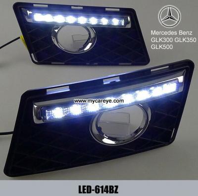 Mercedes Benz W204 GLK300 GLK350 GLK500 DRL LED Daytime Running Light