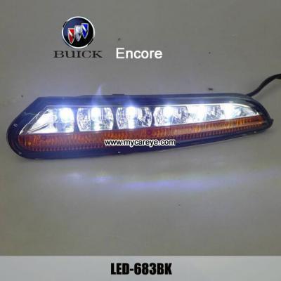 Buick Encore DRL LED Daytime Light aftermarket auto front lights LED
