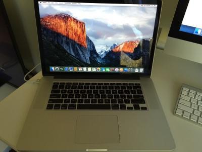 2015 Forcetouch MacBook Pro 15in Retina i7