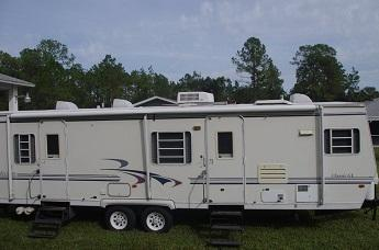 1998 Dutchmen Classic GL Travel Trailer