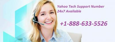 Yahoo Tech Support Phone Number (+1)-888-633-5526 Get Reliable Solution