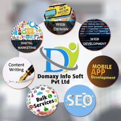 DOMAXY - Web Designing Company in Delhi | Web Development Company Delhi
