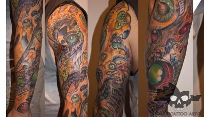 Get Inked with Valhalla Tattoo Studio
