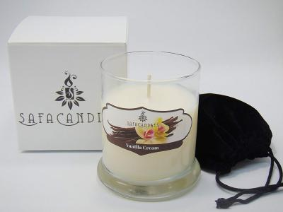 Vanilla Cream Candle