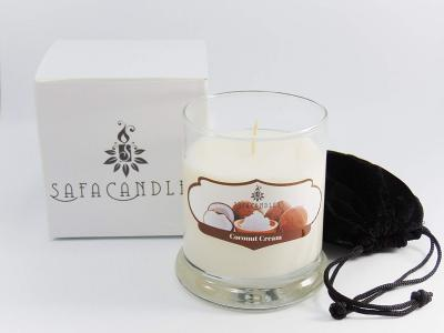 Coconut Cream Candle