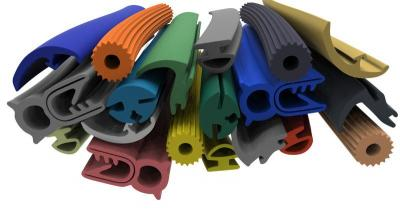 Silicone Rubber U Channel