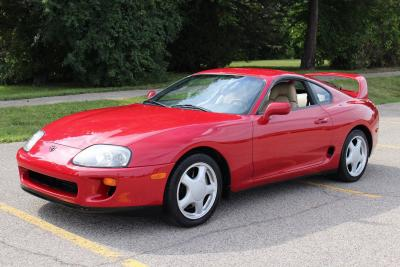 1994 Toyota Supra Twin Turbo 6-Speed Manual