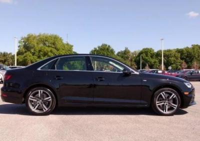2018 Audi A4 2.0T