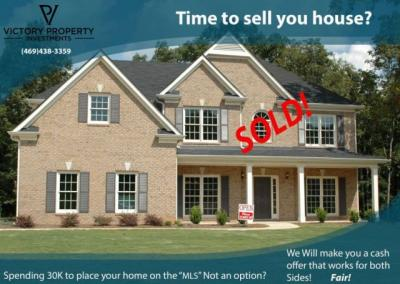 Sell Your House Fast in Dallas/Fort Worth