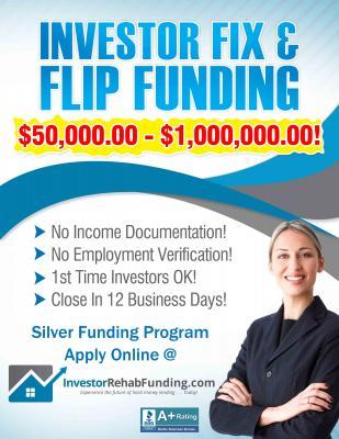Investor Rehab Funding, LLC