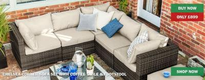 Designer Garden Furniture Sets From Rattan Furniture Uk