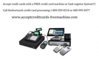 **FREE Credit card machine-Cash register-POS**