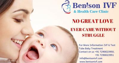 Best IVF Treatment Center in Delhi