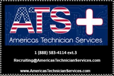Now Immediately Hiring Field Technicians Nationwide!