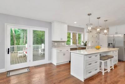 Renovated 4 BR/3.5 Bath home offers over 3,800 of living space.