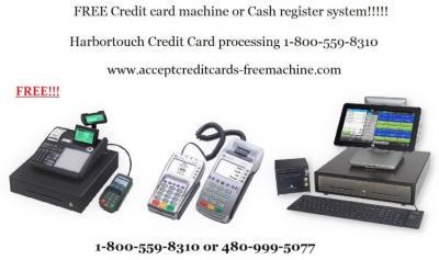 **** FREE Credit card machine-Cash register-POS**