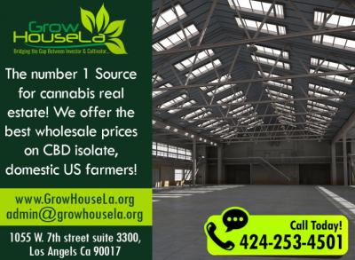 The Only Source for Cannabis Real Estate in Southern California!