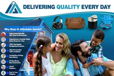 Affordable Assets   eBay Stores.