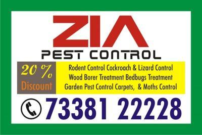 Zia Pest Control Service | provide un-matched level of professionalism