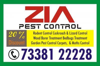 Kacharkanahalli | Pest Control Service | 7338122228 |  Cockroach Bed Bug Service