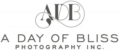 A Day Of Bliss Photography Inc.