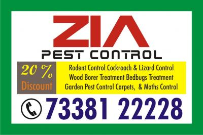 Kacharkanahalli Pest Control high-level Termite Service| Office | Apartments