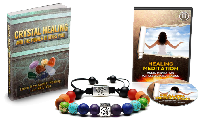 Claim Your FREE Reiki Energy Healing Bracelet Now!